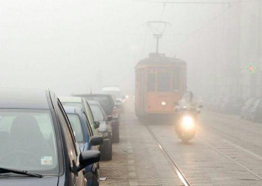 Nebbia-Strada