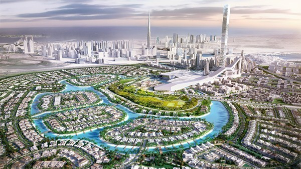 District One, Mohammed Bin Rashid Al Maktoum City Masterplan crop