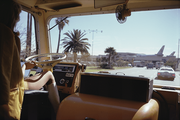 Joel Meyerowitz, Los Angeles Airport, California, 1976, 1976