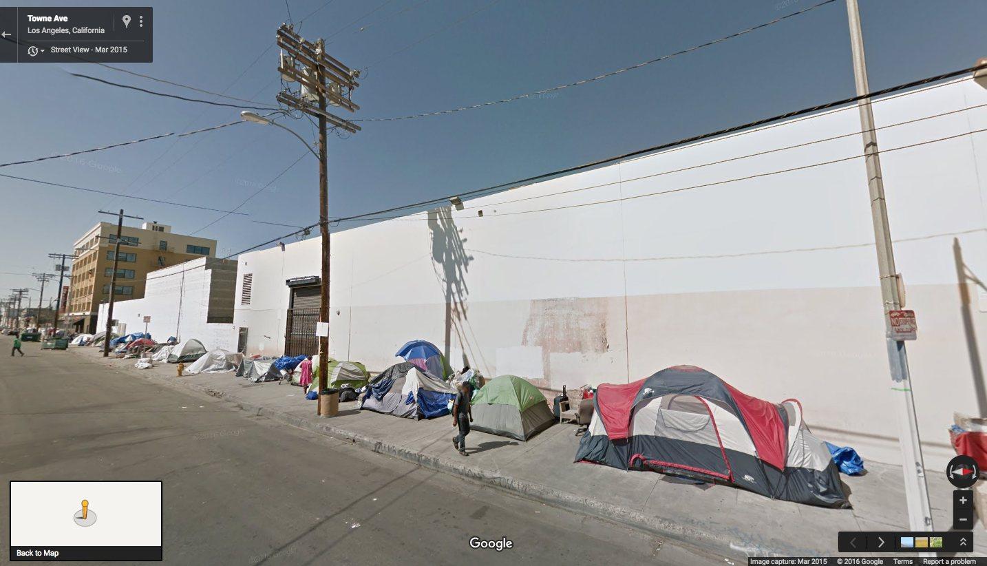homeless capital